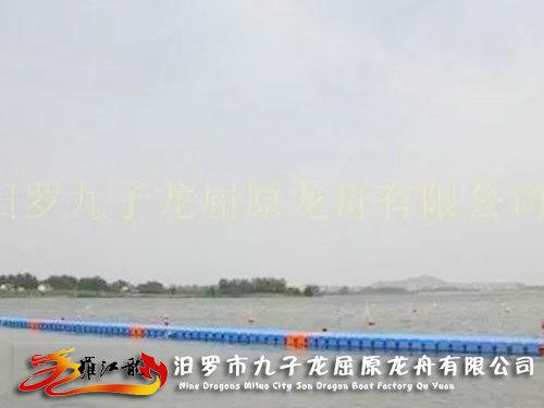 塑料浮动码头